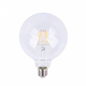 Led bulb E27 6W transparent Mo